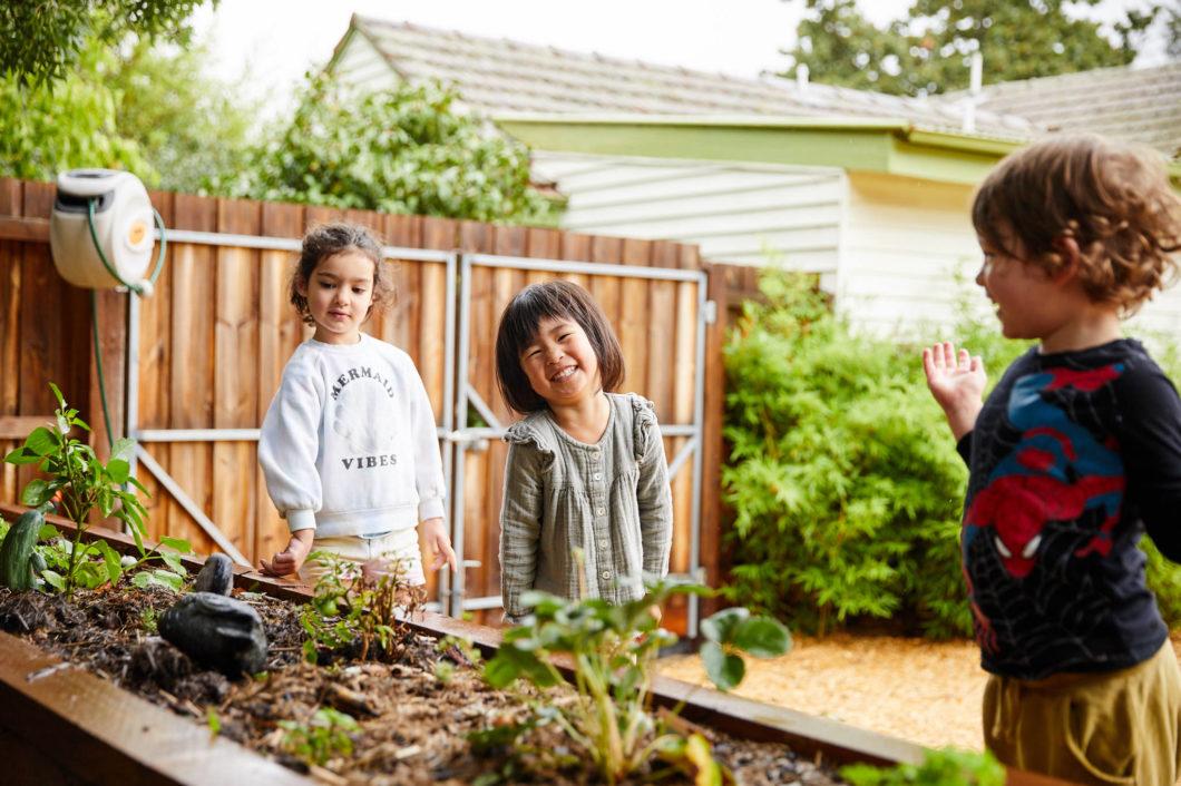 Sustainability at Choklits Child Care